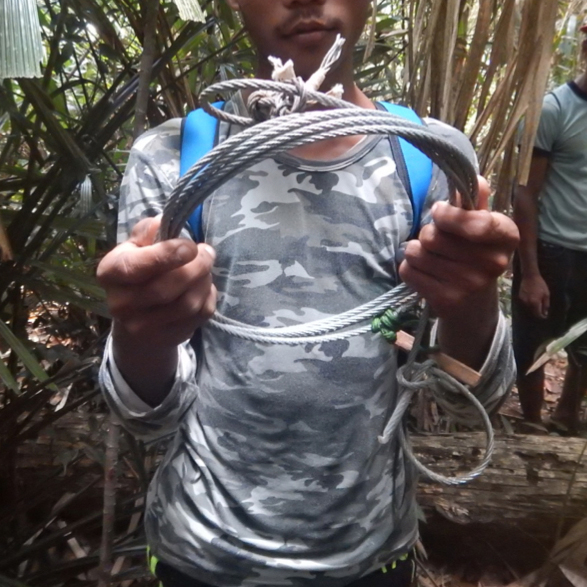 Wire Snares: The Bane in Malaysian Forests, Part 2